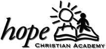 Hope Christian Academy Logo
