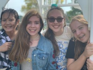 HCA- Girls Group Photo