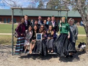 HCA- Group Photo on Swing
