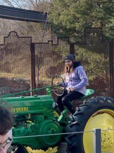 HCA- John Deere Tractor