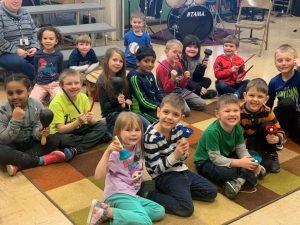 HCA- Little Kids in Music Class